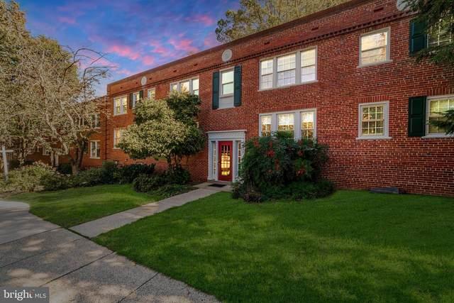 1905 N Rhodes Street #39, ARLINGTON, VA 22201 (#VAAR172606) :: Great Falls Great Homes