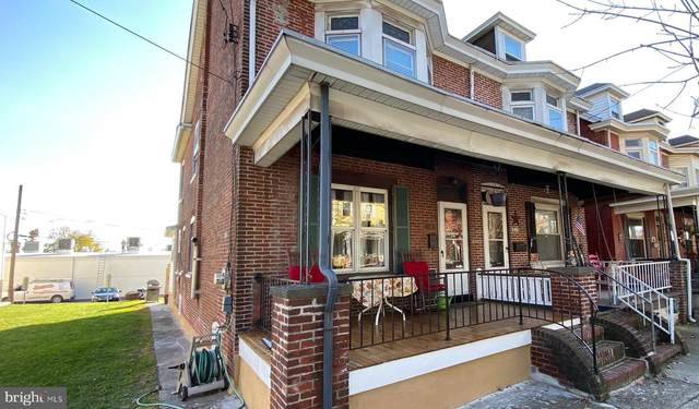 812 Queen Street, POTTSTOWN, PA 19464 (#PAMC670176) :: The Toll Group