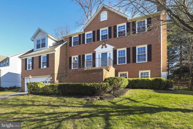 13945 Marblestone Drive, CLIFTON, VA 20124 (#VAFX1166312) :: Bruce & Tanya and Associates