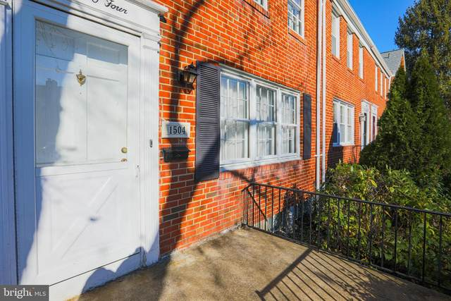 1504 Cottage Lane, BALTIMORE, MD 21286 (#MDBC512404) :: The Redux Group