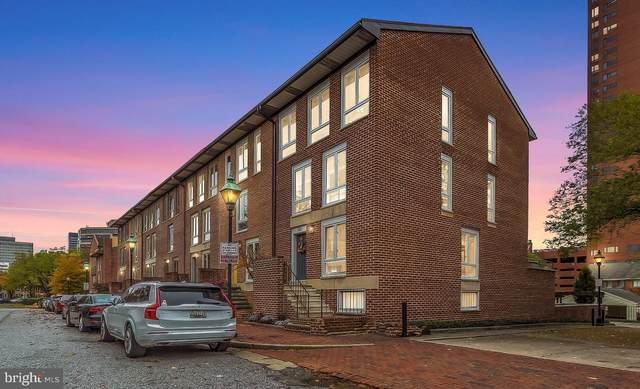 517 S Hanover Street, BALTIMORE, MD 21201 (#MDBA530968) :: The Sky Group