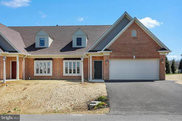 13845 Ideal Circle, HAGERSTOWN, MD 21742 (#MDWA175884) :: Bob Lucido Team of Keller Williams Lucido Agency
