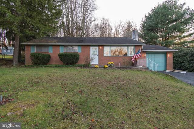 1522 Bonnie Brae Drive, HUNTINGDON VALLEY, PA 19006 (#PABU511324) :: Better Homes Realty Signature Properties