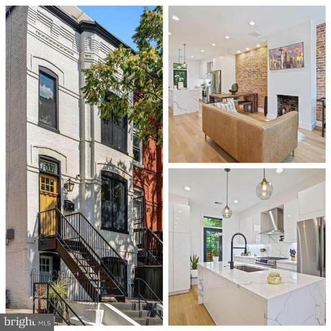 1517 6TH Street NW, WASHINGTON, DC 20001 (#DCDC496182) :: ExecuHome Realty
