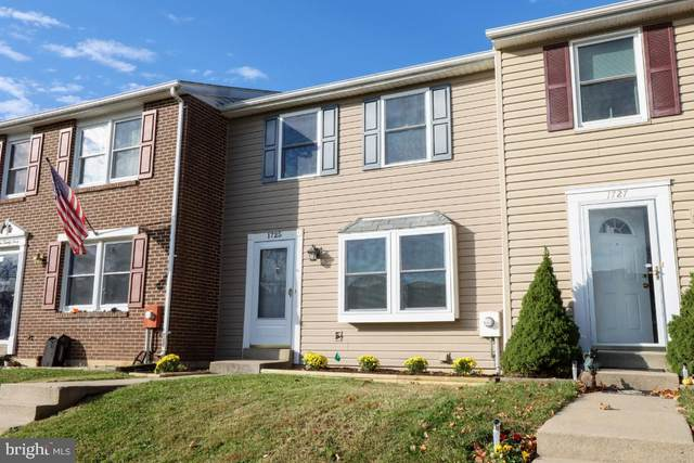1725 Country Court, FREDERICK, MD 21702 (#MDFR273730) :: The Sky Group