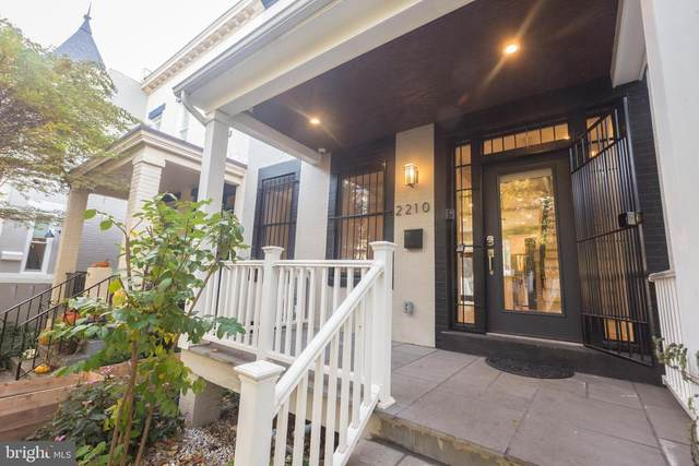 2210 Flagler Place NW, WASHINGTON, DC 20001 (#DCDC496300) :: The MD Home Team