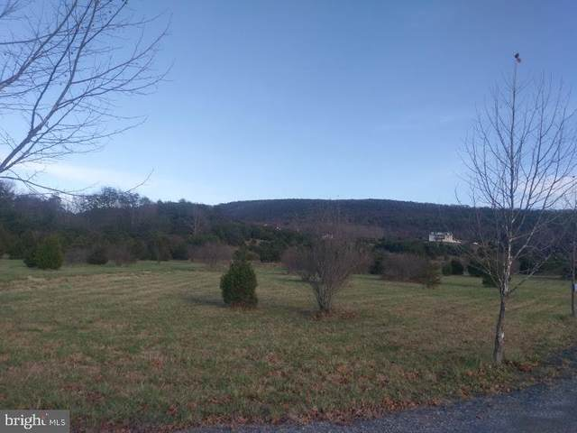 Lot #19 Paso Fino Drive, AUGUSTA, WV 26704 (#WVHS114980) :: The Sky Group