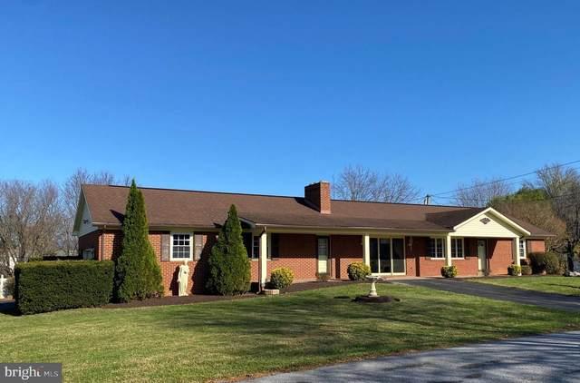 109 Sixth Avenue, LURAY, VA 22835 (#VAPA105750) :: The Riffle Group of Keller Williams Select Realtors