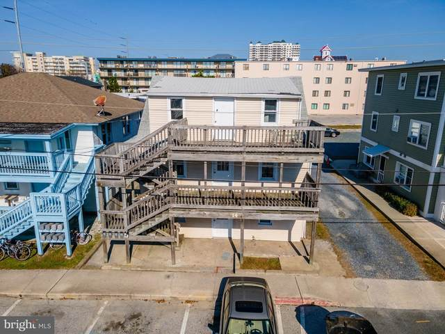 14 43RD Street, OCEAN CITY, MD 21842 (#MDWO118424) :: The Redux Group