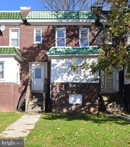 4555 Reisterstown Road, BALTIMORE, MD 21215 (#MDBA531338) :: The Sky Group