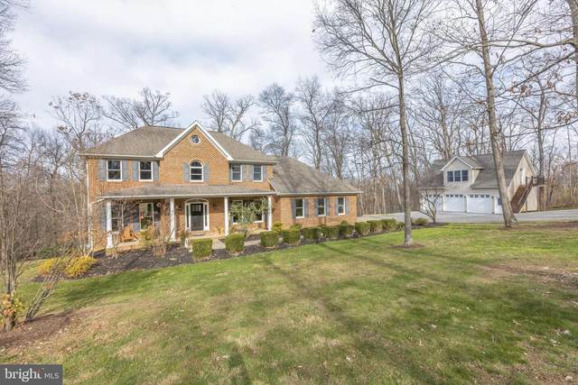 231 Childrens Lane, BERRYVILLE, VA 22611 (#VACL111938) :: Erik Hoferer & Associates