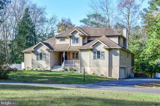 10731 Piney Island Drive, BISHOPVILLE, MD 21813 (#MDWO118438) :: Gail Nyman Group