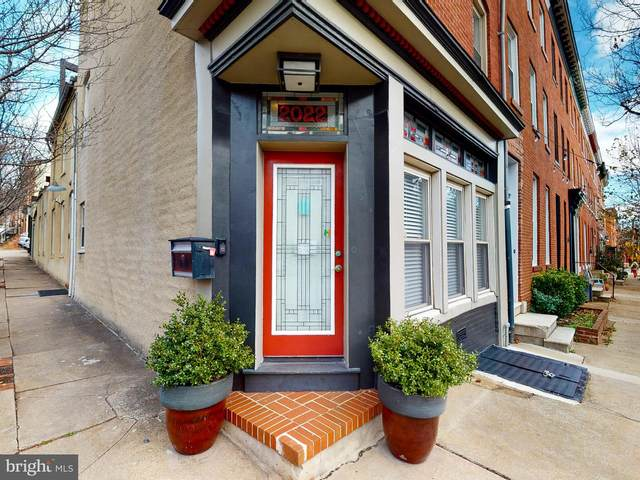 2022 E Pratt Street, BALTIMORE, MD 21231 (#MDBA531380) :: Bruce & Tanya and Associates