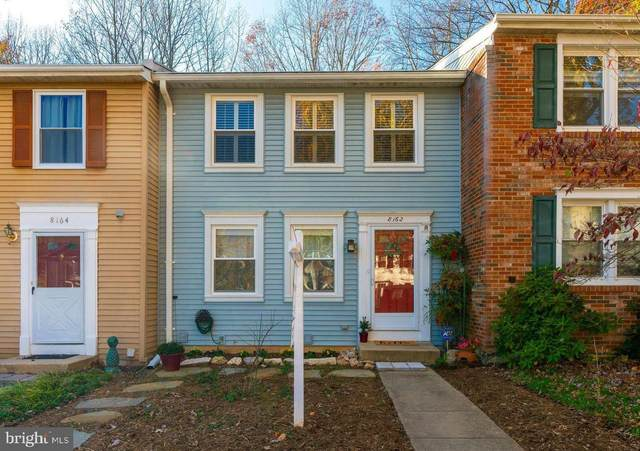 8162 Curving Creek Court, SPRINGFIELD, VA 22153 (#VAFX1167084) :: The MD Home Team