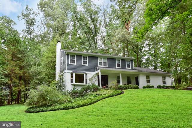 1101 Marlene Lane, GREAT FALLS, VA 22066 (#VAFX1168490) :: Ram Bala Associates | Keller Williams Realty