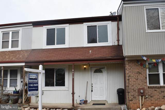 8419 Foresight Lane, WALKERSVILLE, MD 21793 (#MDFR274240) :: The MD Home Team