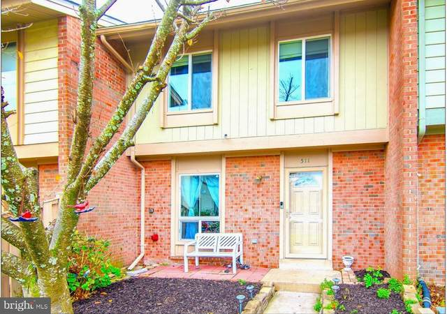 511-E Early Fall Court, HERNDON, VA 20170 (#VAFX1168588) :: Great Falls Great Homes