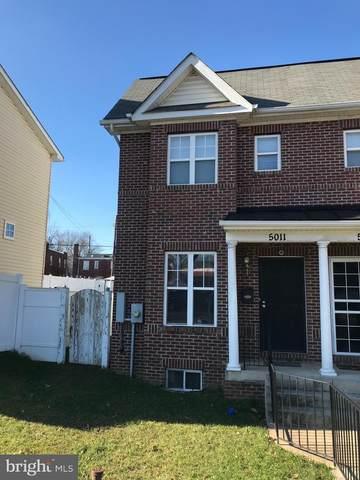 5011 Benning Road SE, WASHINGTON, DC 20019 (#DCDC497576) :: AJ Team Realty