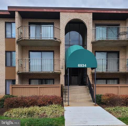 6934 Hanover Parkway #201, GREENBELT, MD 20770 (#MDPG589140) :: Ram Bala Associates | Keller Williams Realty