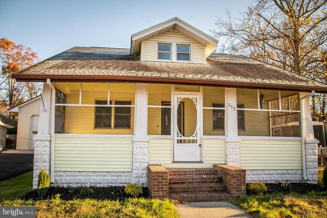 317 E Lillian Street, HEBRON, MD 21830 (#MDWC110702) :: Colgan Real Estate