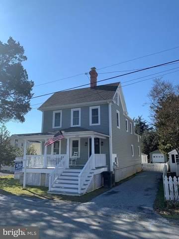 101 Stewart Ave Avenue, OXFORD, MD 21654 (MLS #MDTA139872) :: Maryland Shore Living | Benson & Mangold Real Estate