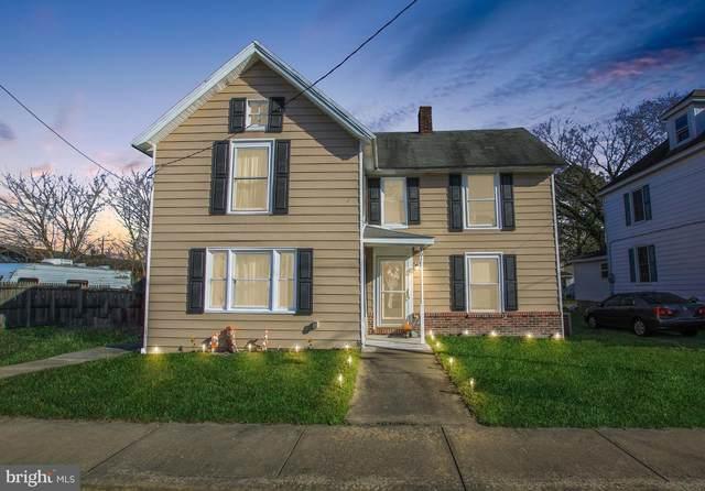 101 E Walnut Street, HEBRON, MD 21830 (#MDWC110720) :: Murray & Co. Real Estate