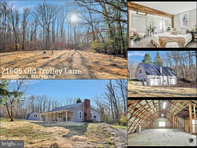 21605 Old Trolley Lane, BOONSBORO, MD 21713 (#MDWA176366) :: The Redux Group