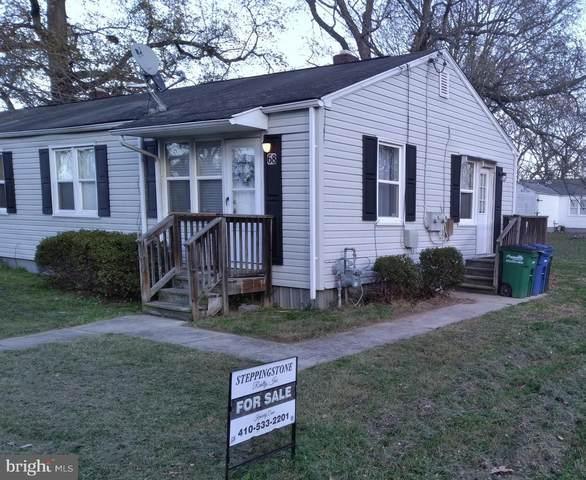 68 Swan Street, ABERDEEN, MD 21001 (#MDHR254480) :: Better Homes Realty Signature Properties