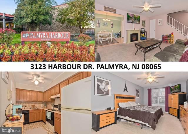 3123 Harbour Drive, PALMYRA, NJ 08065 (MLS #NJBL387222) :: Jersey Coastal Realty Group