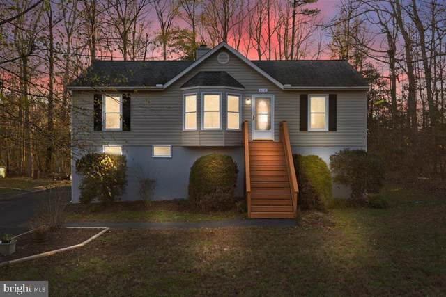 615 Welsh Drive, RUTHER GLEN, VA 22546 (#VACV123250) :: Better Homes Realty Signature Properties