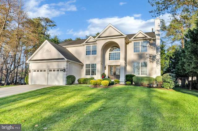 4 Woodland Court, VOORHEES, NJ 08043 (#NJCD408654) :: Drayton Young