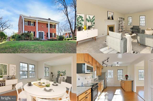 2617 West Street, FALLS CHURCH, VA 22046 (#VAFX1169302) :: Nesbitt Realty