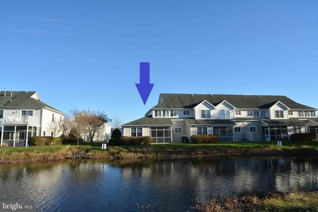 19973 Sandy Bottom Circle #307, REHOBOTH BEACH, DE 19971 (#DESU173552) :: The Toll Group