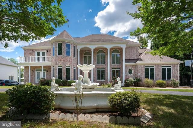 3714 Fairways Court, FREDERICKSBURG, VA 22408 (#VASP227152) :: Sunrise Home Sales Team of Mackintosh Inc Realtors