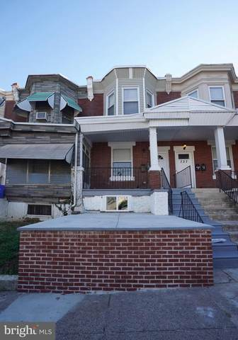 735 S 58TH Street, PHILADELPHIA, PA 19143 (#PAPH965706) :: Better Homes Realty Signature Properties