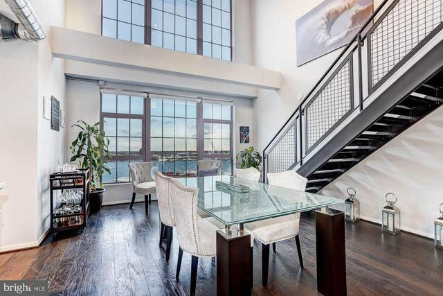 1200 Steuart Street #2113, BALTIMORE, MD 21230 (#MDBA532508) :: Jacobs & Co. Real Estate