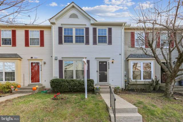 8430 Meadow Green Way, GAITHERSBURG, MD 20877 (#MDMC736090) :: Gail Nyman Group