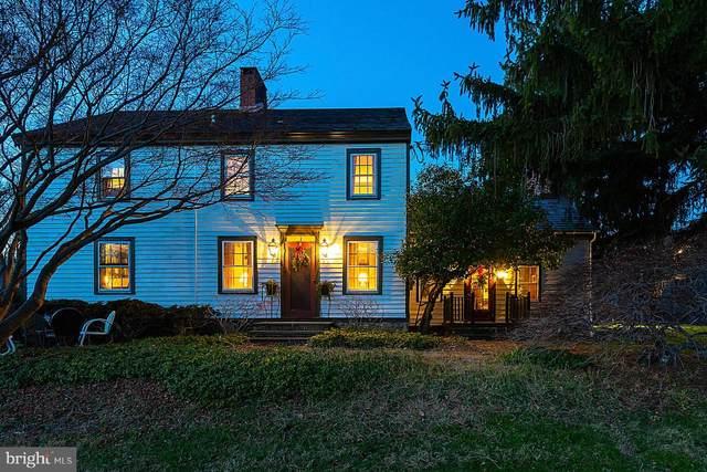 172 Pleasant Valley Road, TITUSVILLE, NJ 08560 (#NJME305290) :: LoCoMusings