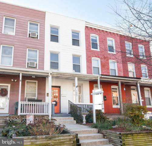 1005 W 37TH Street, BALTIMORE, MD 21211 (#MDBA532572) :: The Redux Group