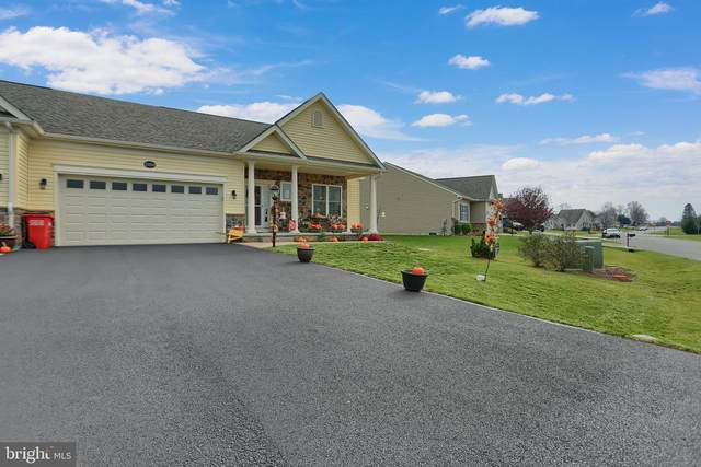 13954 Patriot Way, HAGERSTOWN, MD 21740 (#MDWA176444) :: The Miller Team