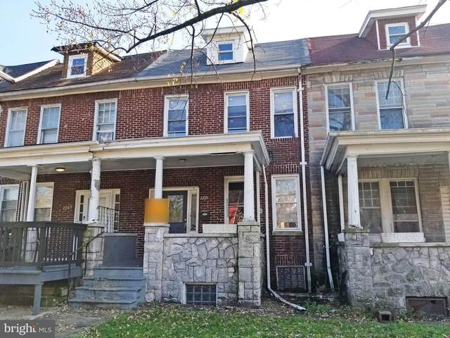 2215 Bryant Avenue, BALTIMORE, MD 21217 (#MDBA532606) :: Jacobs & Co. Real Estate