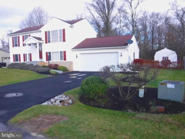 11957 Azalea Drive, HAGERSTOWN, MD 21740 (#MDWA176448) :: Colgan Real Estate
