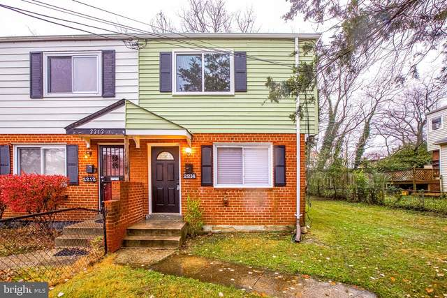 2214 Lakewood Street, SUITLAND, MD 20746 (#MDPG589720) :: Ram Bala Associates | Keller Williams Realty