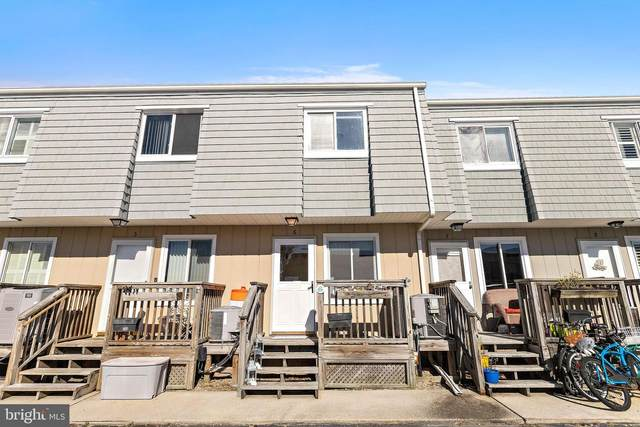 506 32ND Street #6, OCEAN CITY, MD 21842 (#MDWO118664) :: The Gus Anthony Team