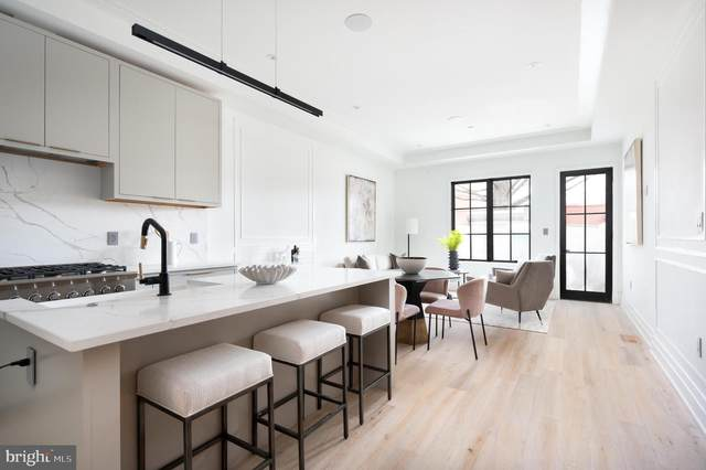 436 Q Street NW #1, WASHINGTON, DC 20001 (#DCDC498588) :: Tom & Cindy and Associates