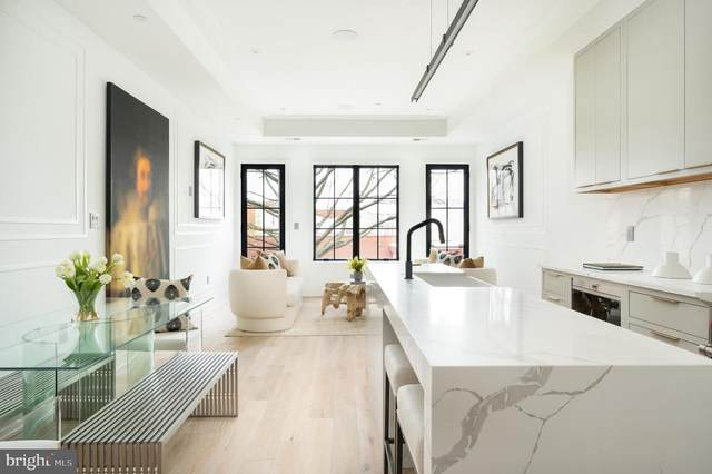436 Q Street NW Penthouse, WASHINGTON, DC 20001 (#DCDC498590) :: ExecuHome Realty