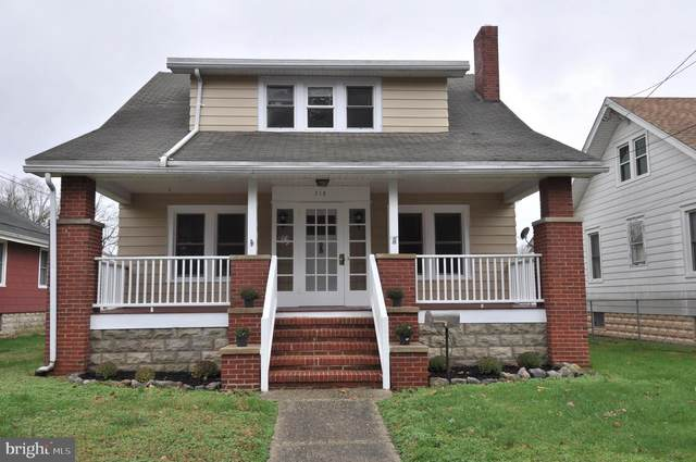 712 Walnut Street, POCOMOKE CITY, MD 21851 (#MDWO118750) :: The Mike Coleman Team