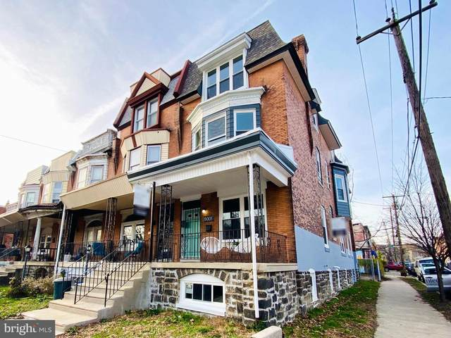 5001 Florence Avenue, PHILADELPHIA, PA 19143 (#PAPH967528) :: Revol Real Estate