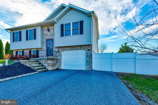 207 Colonial Drive, SHIPPENSBURG, PA 17257 (#PACB130408) :: The Joy Daniels Real Estate Group