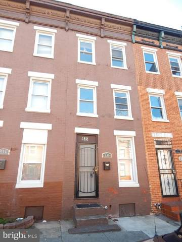 935 W Lombard Street, BALTIMORE, MD 21223 (#MDBA533136) :: Lucido Agency of Keller Williams